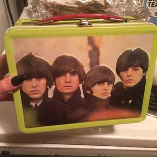 The Beatles Tin Lunch Box