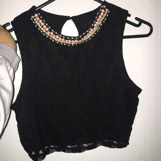 Outing Top