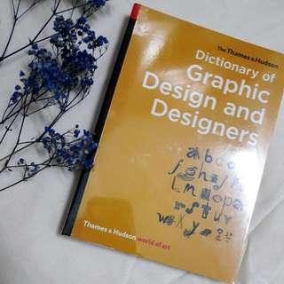 Dictionary Of Graphic Design & Designers