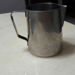 1 Stainless Steel Teapot Without Cover.