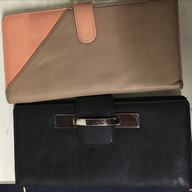 2 X Sportsgirl Wallets