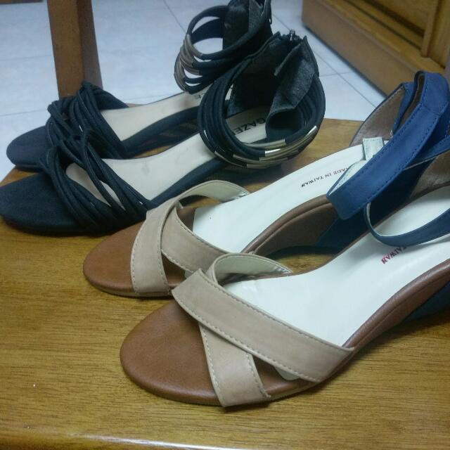 二手 女鞋涼鞋