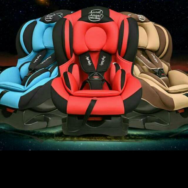 安全座椅 可調整式 反向安裝 新生兒可用 汽車安全座椅