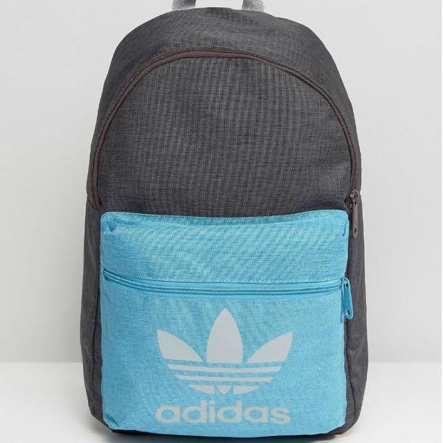 英國🇬🇧購回 Adidas新款拼色後背包