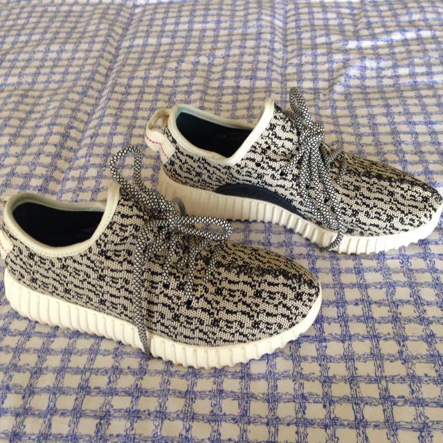 Adidas Boost Fake Yeezy