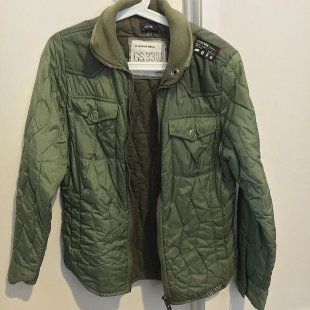 All Four for 80$ - G Star / Puff Jackets