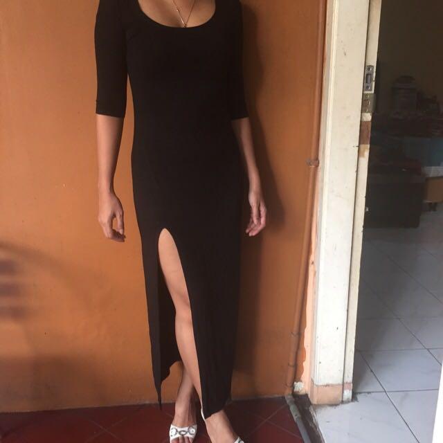 Black dress (no nego)
