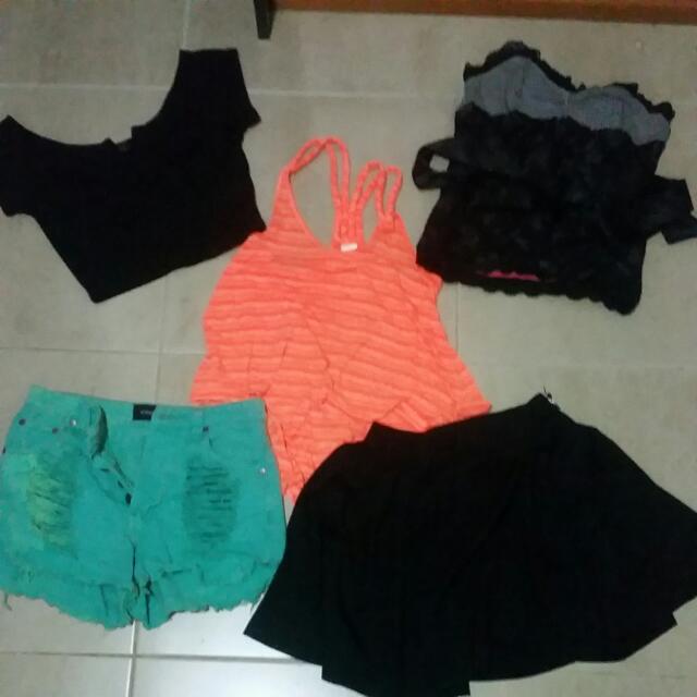 Clothes Size 6-8
