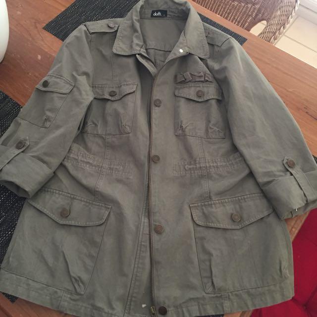 Dotti Outerwear Jacket