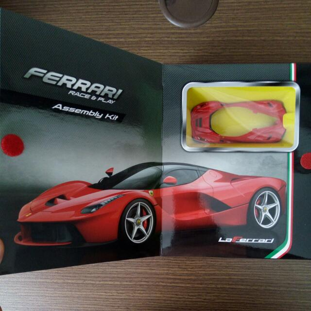 Ferrari Laferrari From Shell