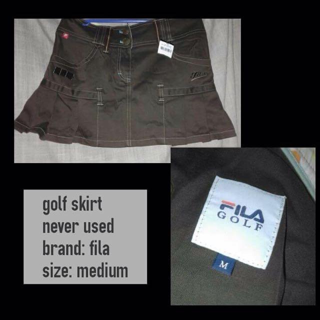 Fila Golf Skirt
