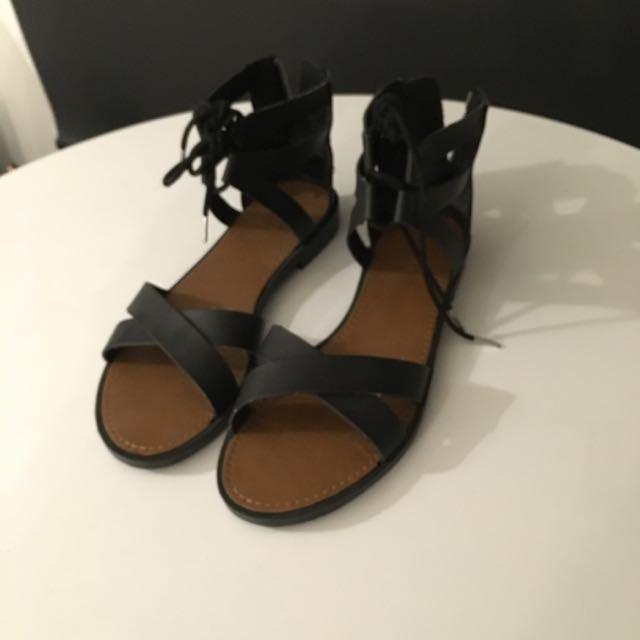 Forever 21: Gladiator Sandals