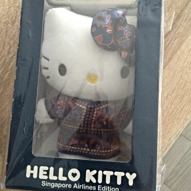 50b2a8707 Hello Kitty Singapore Girl - Limited Edition, Toys & Games on Carousell