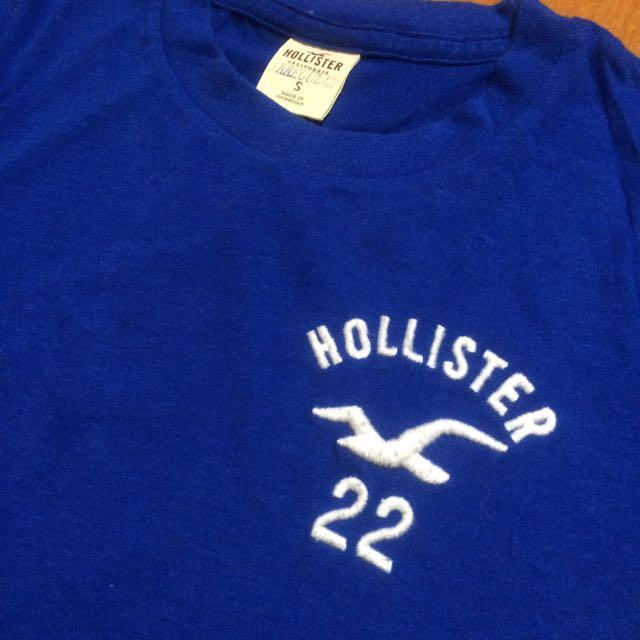 Hollister 短袖T恤(af Abercrombie Nike Superdry)