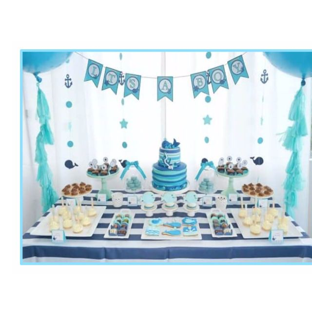 Its A Boy Baby Shower Image Cabinets And Shower Mandra Tavern