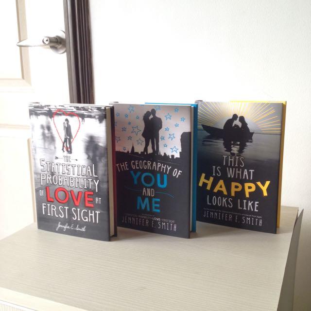 Jennifer E. Smith Books HB