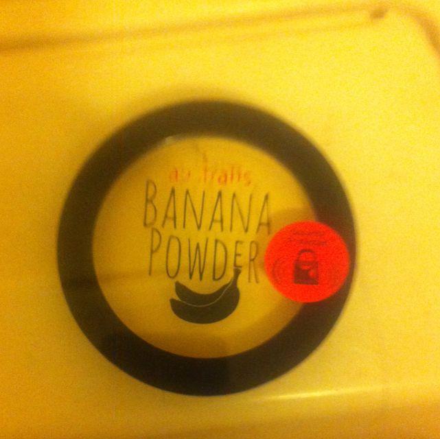 New Banana Powder