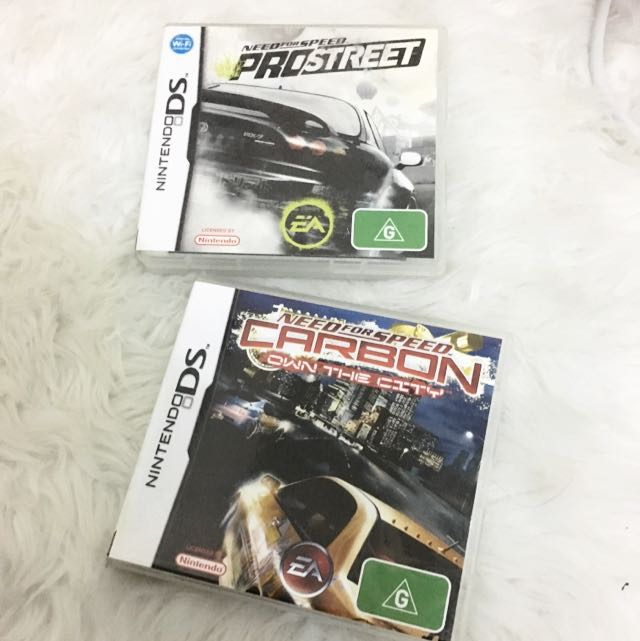 Nintendo DS Games Racing #GOTGAME