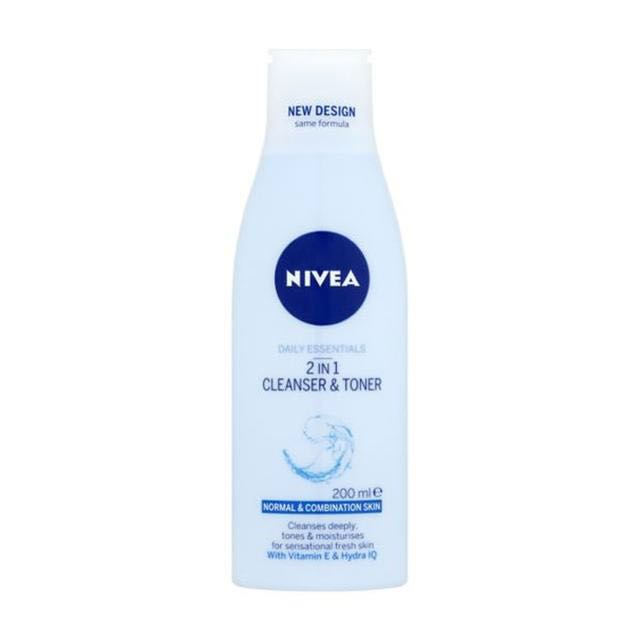 Nivea 2in1 Cleanser and Toner