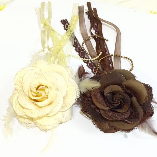 Rose Brooch