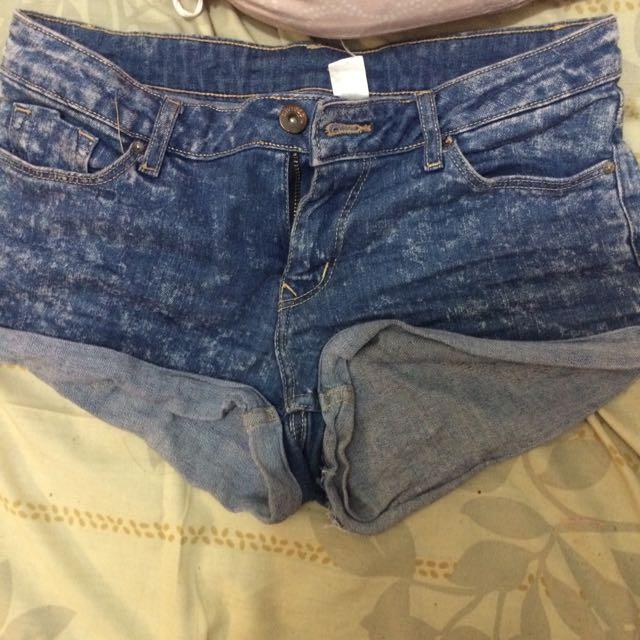 short Pants H&m