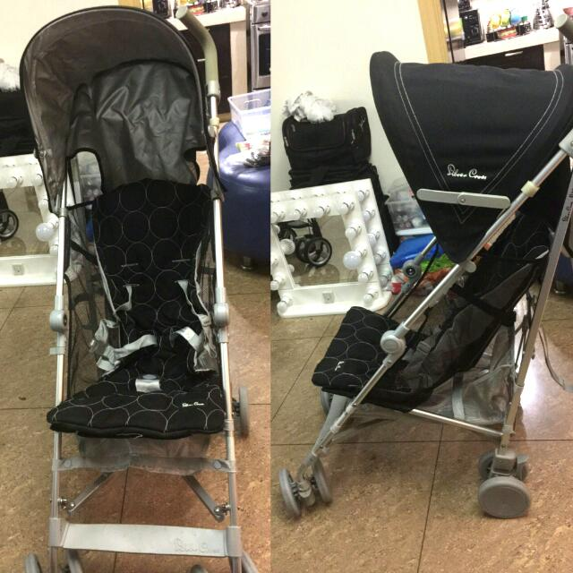 Silver Cross Baby Stroller