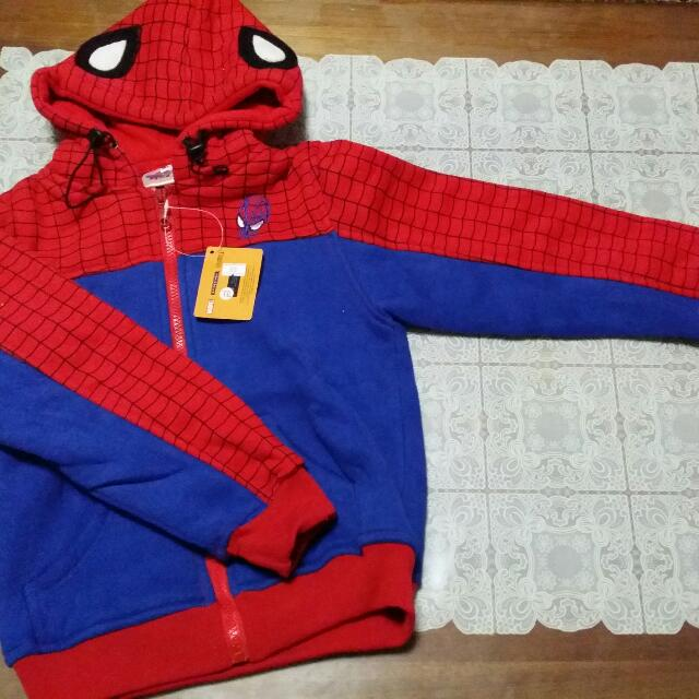 Spiderman Sweater/Jacket (RESERVED)