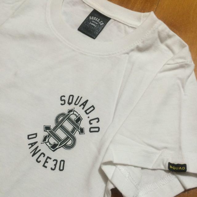 Squad 短袖T恤(af Abercrombie Hollister Nike)