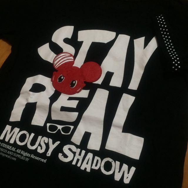 Stayreal 短袖T恤(af Abercrombie Hollister Nike Superdry)
