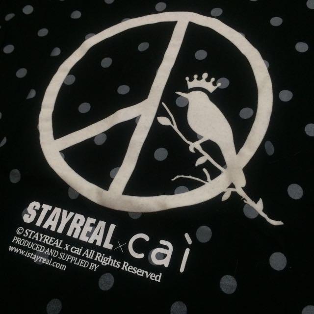 Stayreal 短袖T恤(af Abercrombie Hollister Superdry Nike)