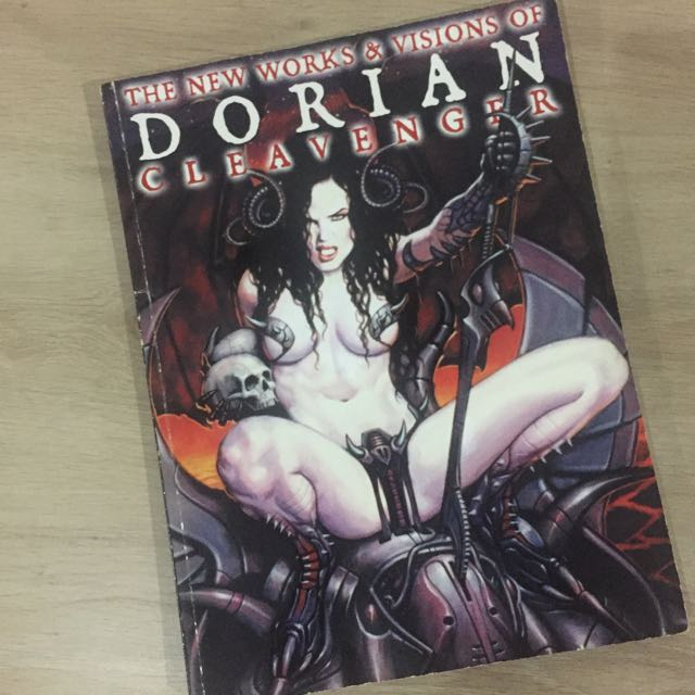 The new works & visions by Dorian Cleavenger