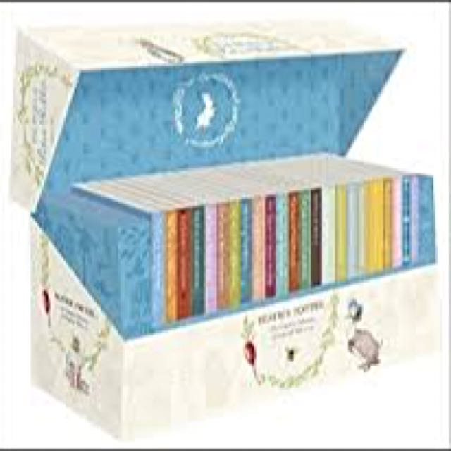 The World of Peter Rabbit Box Set