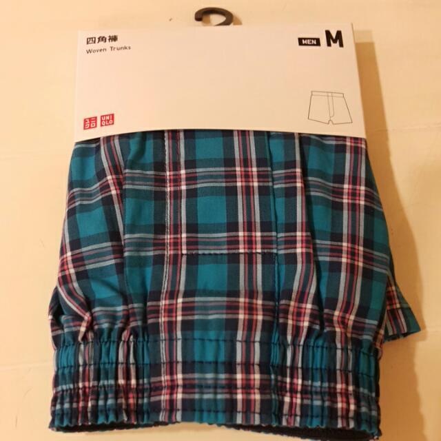 Uniqlo四角褲