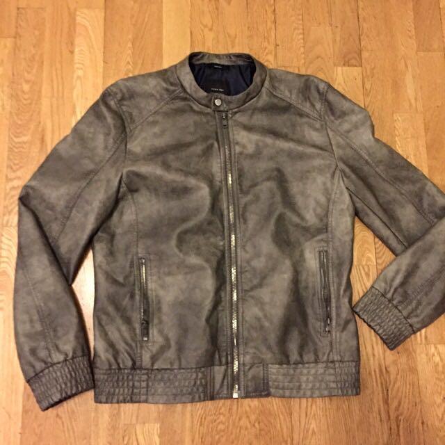 Zara Man (leather jacket)