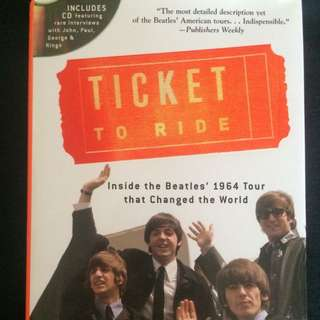 The Beatles Ticket To Ride Feat. Dick Clark + Full CD Interview