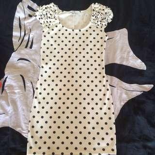 S Body Fitting Dress