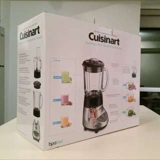 Cuisinart SmartDuet Blender + Food Processor