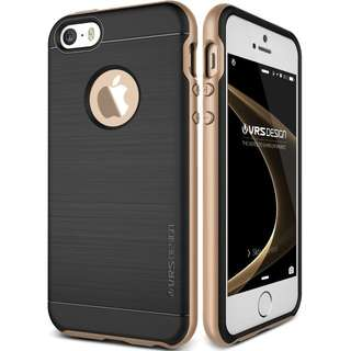 VERUS IPHONE SE / 5S / 5 HIGH PRO SHIELD SHINE GOLD