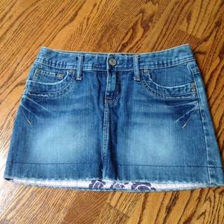 *REDUCED* American Eagle Jean Mini Skirt