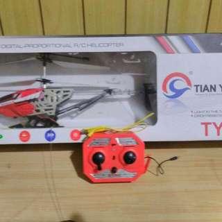 Digital Proportional Helicopter
