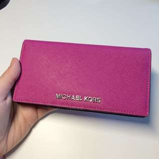 Authentic Michael Kors Wallet *On Hold*