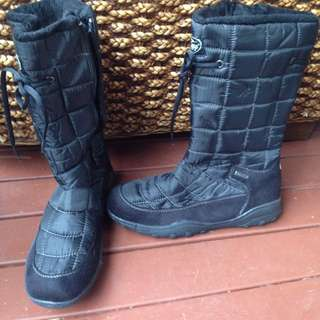 Winter Snow Boots Size 41 Uk 7