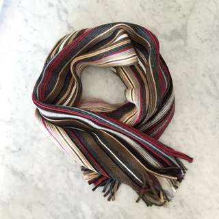 COUNTRY ROAD Wool Scarf