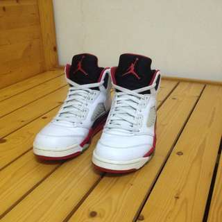 Nike air jordan 5代 流川楓 us9.5