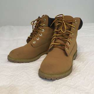 Betts Timberland Style Boots