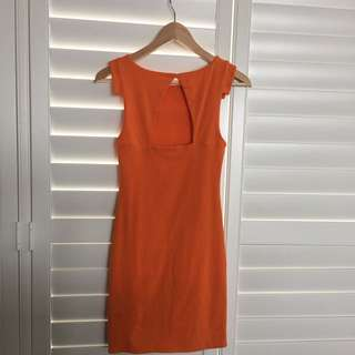 Kookai Orange Dress