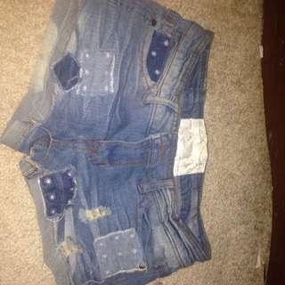 Designed Shorts