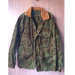 Ralph Lauren Camo Jacket