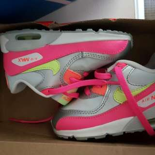 Nike Airmax 90 Brand New Size 7 Baby