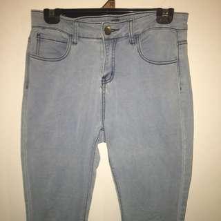 Light Blue Size 10 Jeans